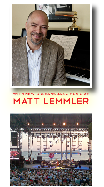 Matt Lemmler and Jazz Tour Photo